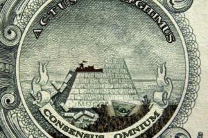 Simbologia do Selo Libertário – Contra a Nova Ordem Mundial – Against New World Order