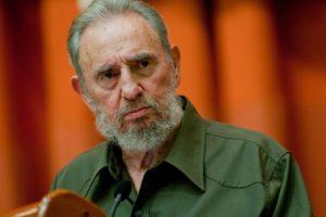 Nota e Pesar: Fidel Castro