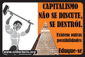 O Libertário é Contra o Capitalismo