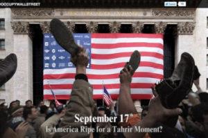 1ª Declaração Oficial do Movimento de Ocupação de Wall Street