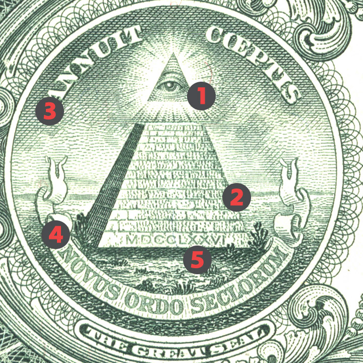 Great Seal Illuminati Exposed - Grande Selo Illuminati Revelado