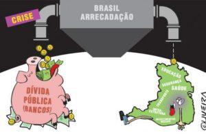 Corrupção no Brasil é para pagar a Dívida Pública – Auditoria Cidadã da Dívida Já!