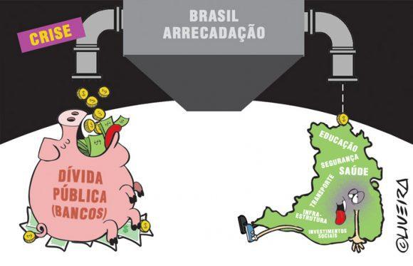 Corrupção no Brasil é para pagar a Dívida Pública - Auditoria Cidadã da Dívida Já! - O Libertário