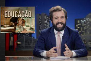 Educação – Greg News HBO Gregório Duvivier